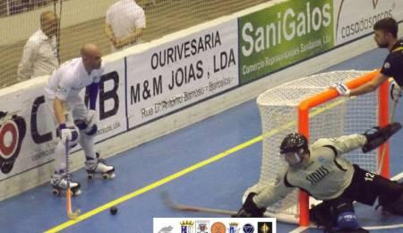 Taça Cers - OC Barcelos na final após grandes penalidades