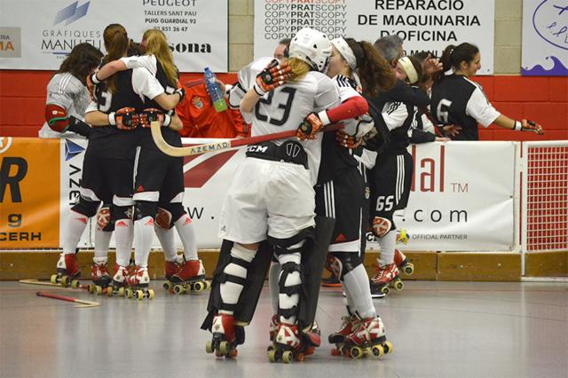 Benfica na final da Women's Cup
