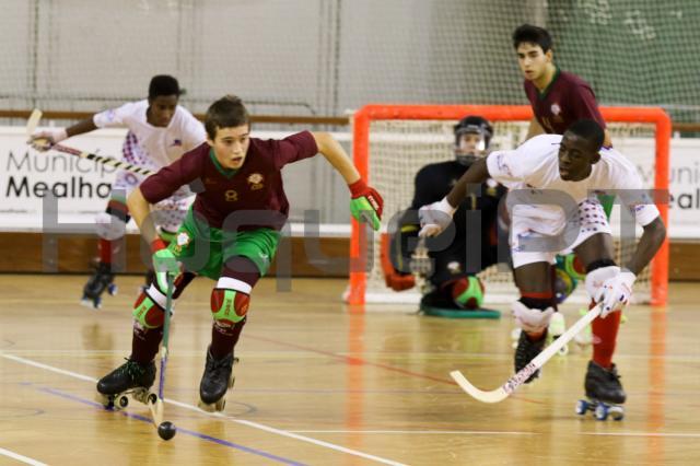 Portugal a um ponto do título europeu de Sub-17