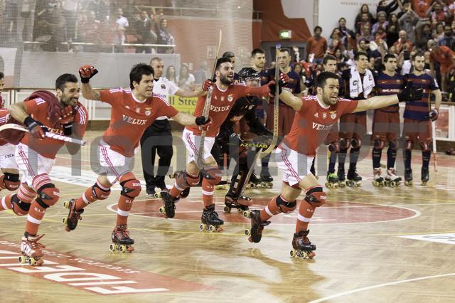 A segunda final portuguesa