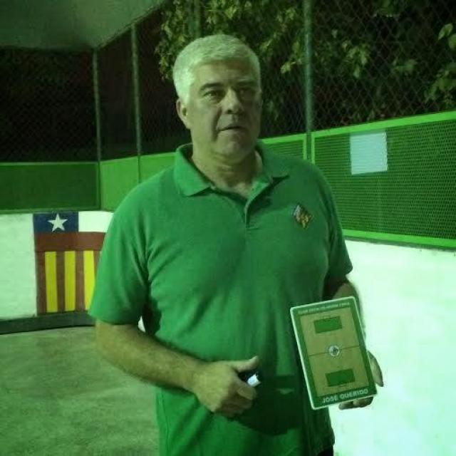Treinador José Querido lança temporada no Chile