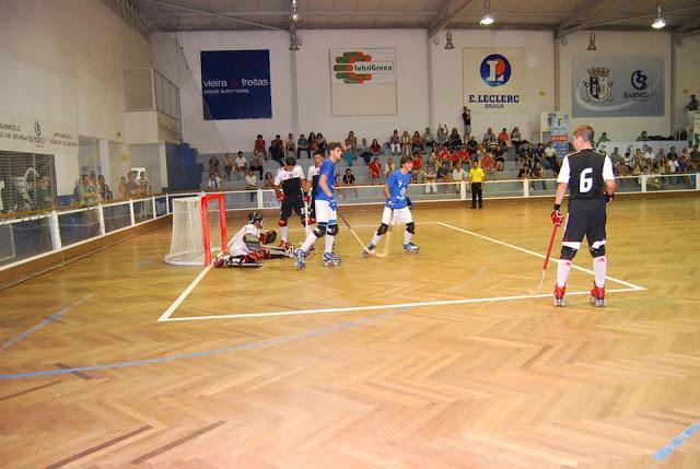 Juvenis - Líder HC Braga com duplo desafio diante o Valongo