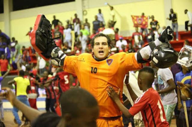 Ricardo Cunha ex GR da AD Limianos conquista titulo em Angola
