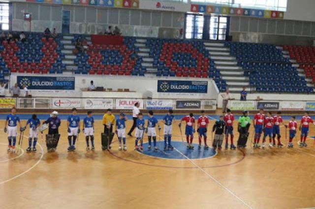 Nacional de Iniciados - HC Braga fecha com empate