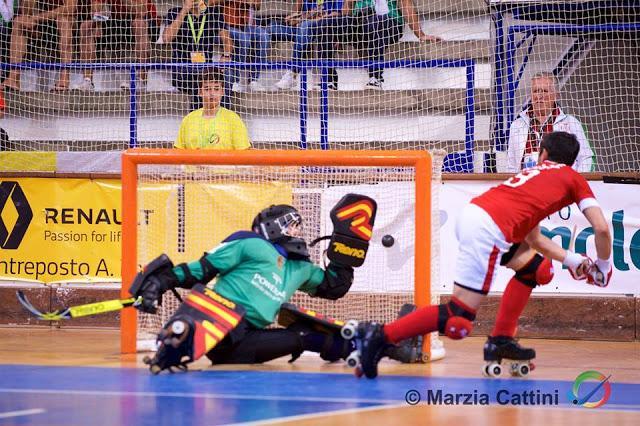 52º EUROPEU - Espanha vence Suíça