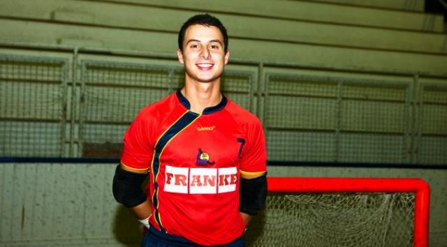 André Alves reforça Limianos