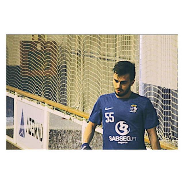 Joka Alves deixa HC Braga