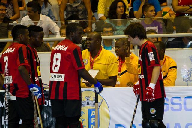 Angola vence Vidimas pela primeira vez