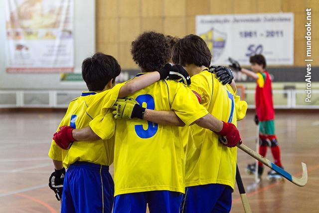 Inter-Regiões 2012: AP Setúbal garante 7º posto