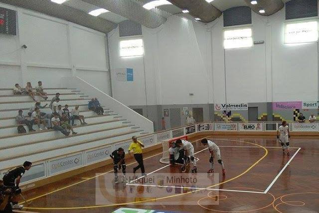 HC Braga 3º no Memorial Carlos Figueira