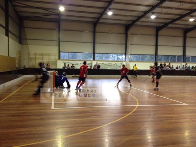III Divisão - Cartaipense B vence na estreia