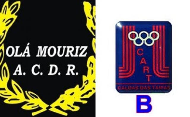 III Divisão - Cartaipense B na estreia visita Ola Mouriz