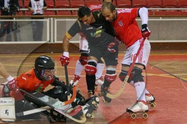 Benfica entra a vencer na Liga Europeia