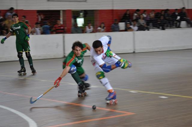 Sport derrota Português... em Petrópolis