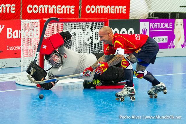 Espanha vence Suiça
