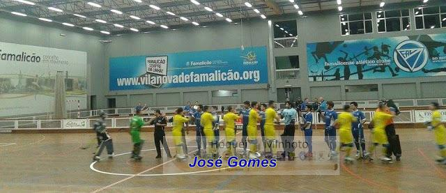 II Divisão - Famalicense vence Barcelos B (reforçado )