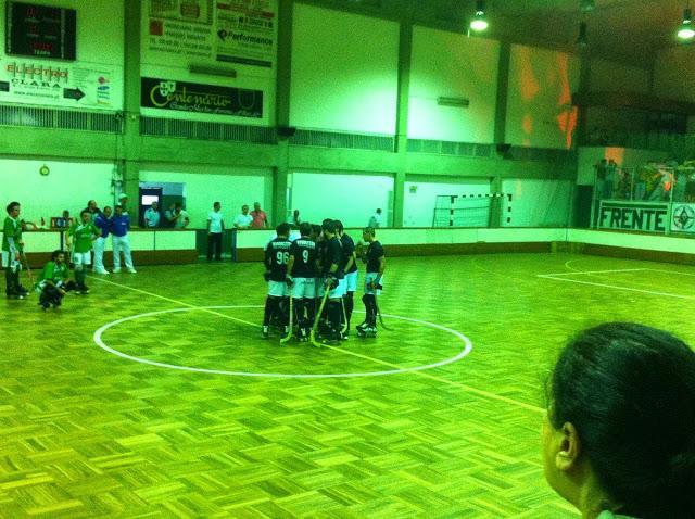 Sanjoanense entra a vencer no campeonato