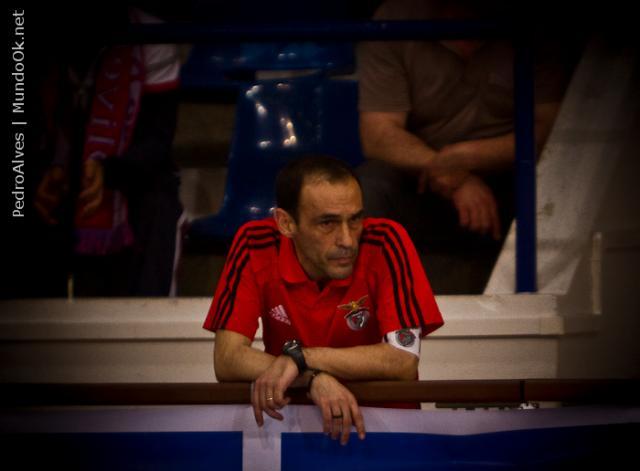 Luís Sénica: «Benfica tem todas as condições para vencer o grupo»