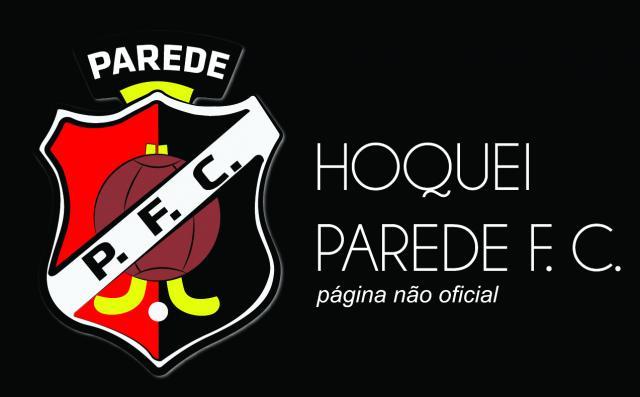 Parede FC com novo Site