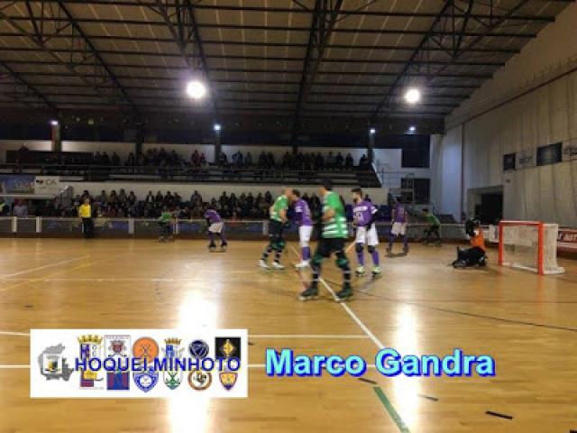 Campeão da 2ª divisão - Valença HC empata com SC Tomar