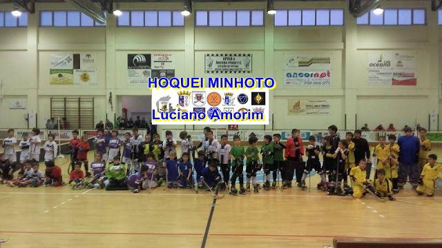 III Torneio Mini Hóquei - O êxito continuou agora em Vila Praia de Ancora