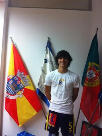 Pedro Silva ex ADB Campo ingressa no OC Barcelos