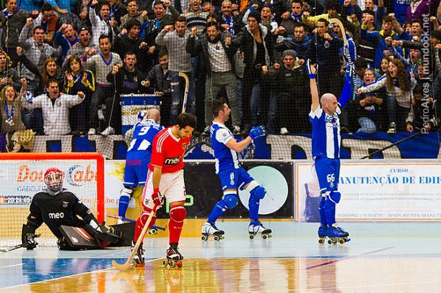 FC Porto vence SL Benfica