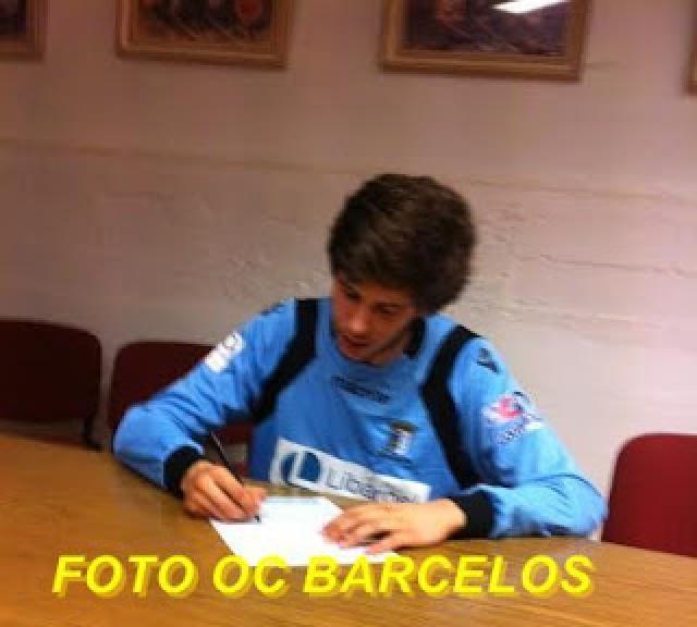 Pedro Maia ex FC Porto reforça juniores do OC Barcelos