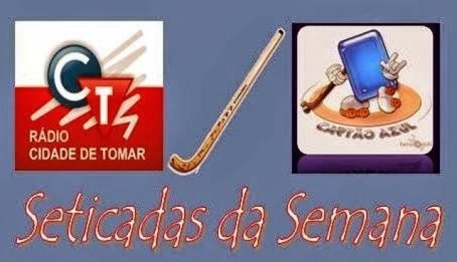SETICADAS DA SEMANA