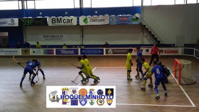 Nacional de Juniores - OC Barcelos empata em Braga
