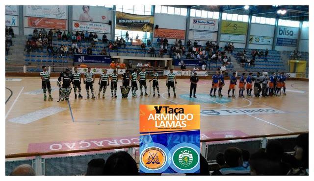 Sporting CP veio a Viana do Castelo conquistar a Taça Armindo Lamas