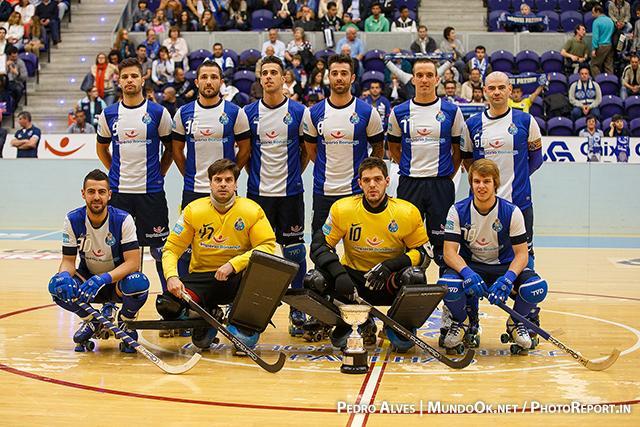 FC Porto recebe Taça de Campeão