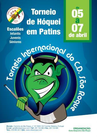 CD São Roque apresenta Torneio Internacional 2012