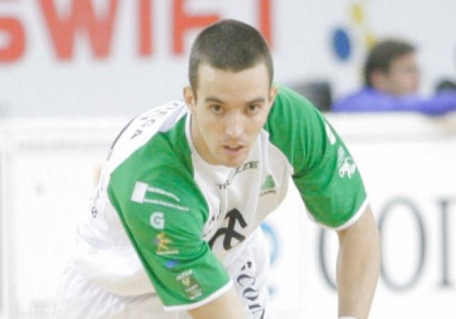 Ricardo Barreiros faz hat-trick
