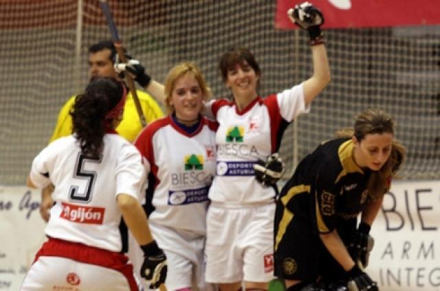 Copa de Reina em Gijón