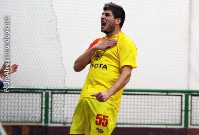 Gulpilhares e Braga empatam